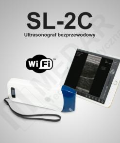 Bezprzewodowy ultrasonograf SonopTek SL-2C Color Doppler USG WiFi