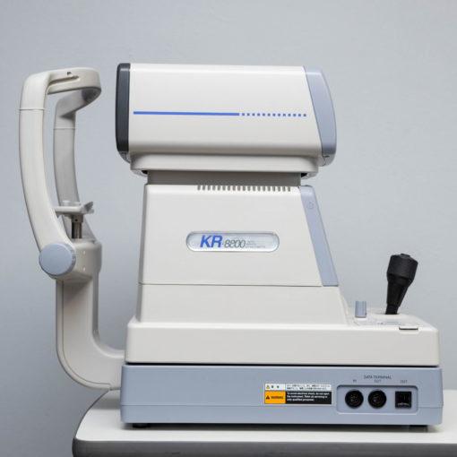 Autorefraktometry