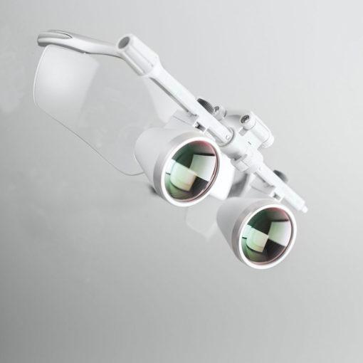 Lupy okularowe i lampy czołowe
